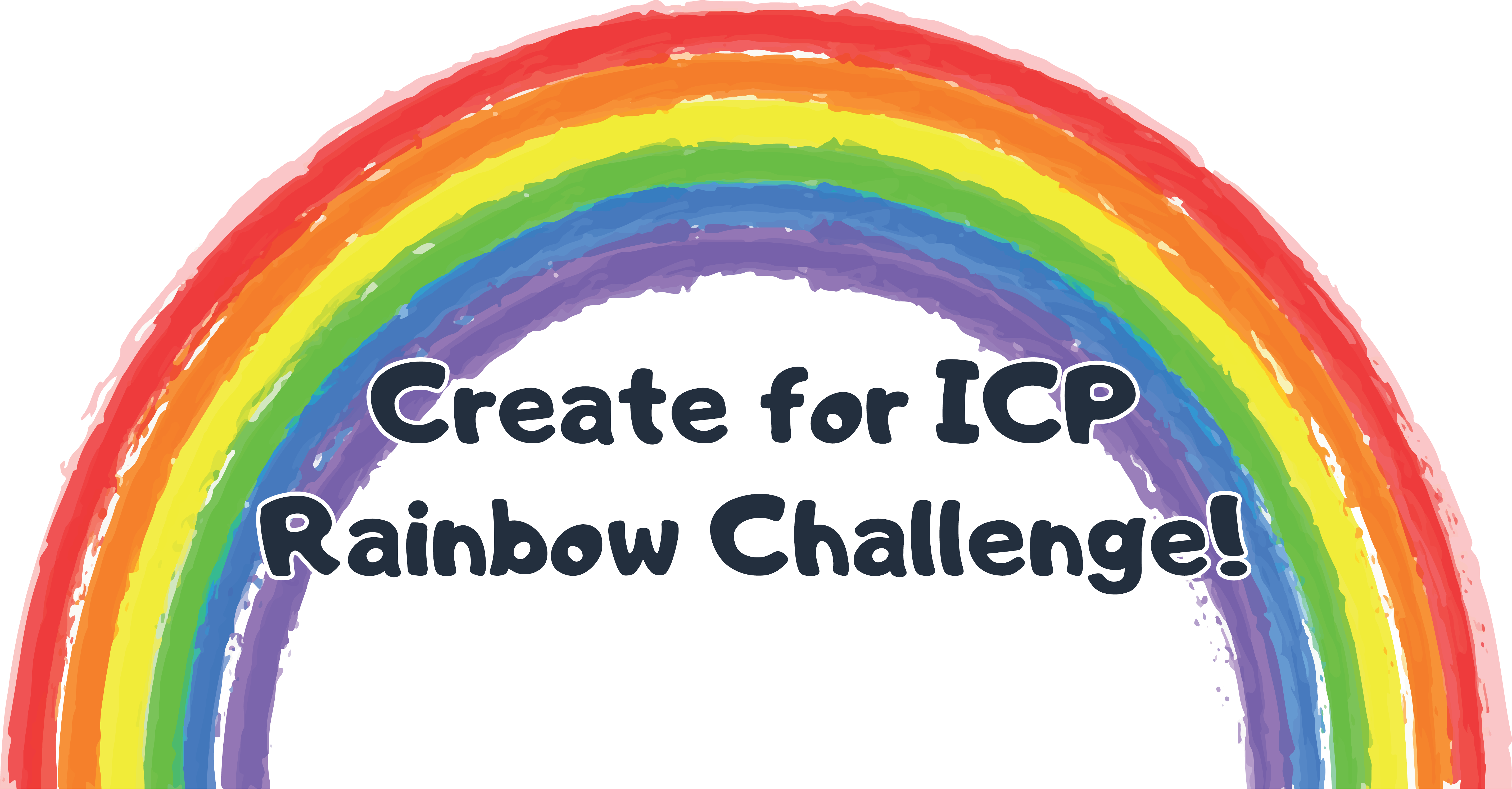 Create for ICP Rainbow Challenge