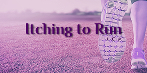 Itching to run