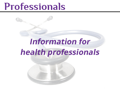 Information for health professionals